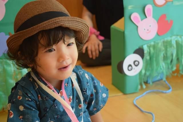 甚平を着た男の子2|写真素材なら「写真AC」無料(フリー)ダウンロードOK (54193)