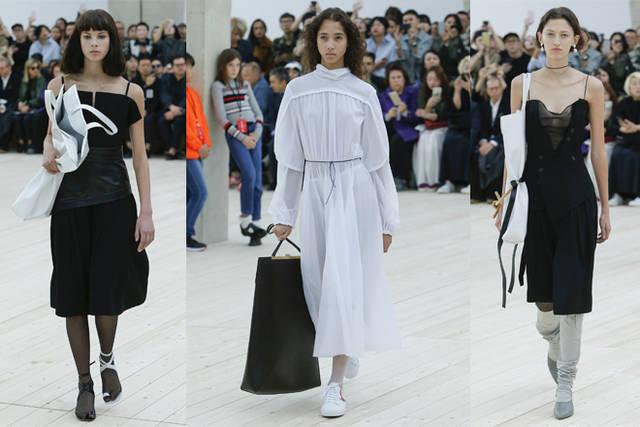 進化したビッグバッグがトレンド浮上!?パリコレは、スーパーサイズバッグのオンパレード。|定番ファッショントレンド(流行・モード)|VOGUE JAPAN (55670)