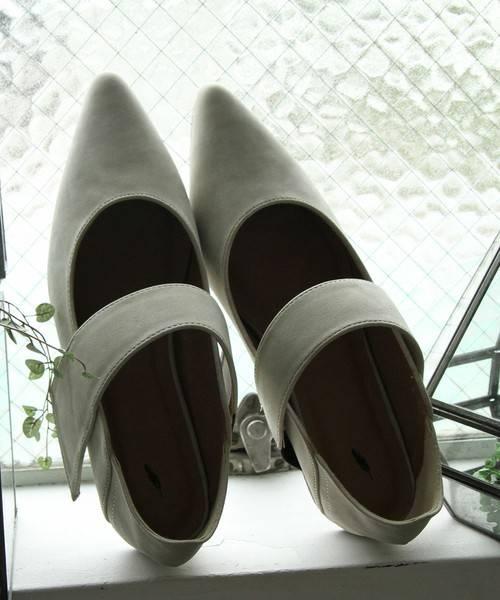 毎日履きたい、お洒落パンプス!1度履いたらやみつきになる!!『走れる8colorベルトストラップパンプス 』(パンプス) mighty original(マイティーオリジナル)のファッション通販 - ZOZOTOWN (57004)