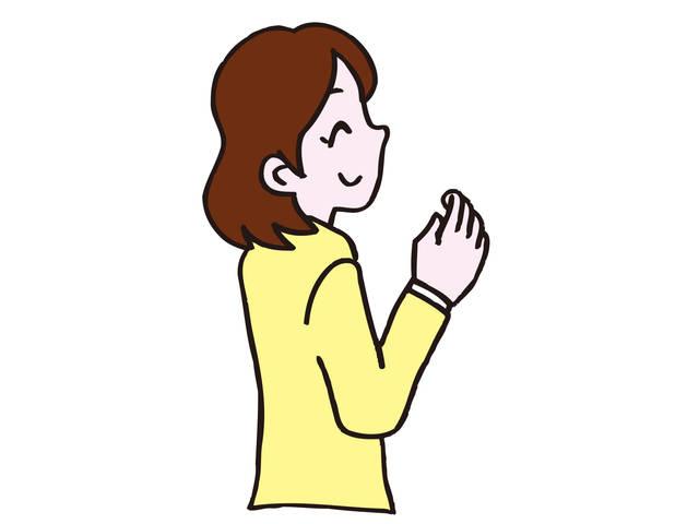 笑う女性イラスト/無料イラストなら「イラストAC」 (61978)