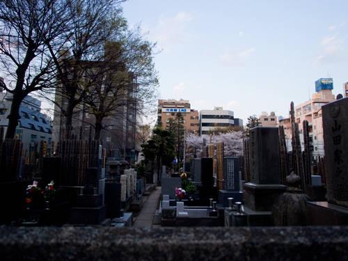 都内の墓地周辺 - フォトスク:無料のフリー高画質写真素材画像 (81742)