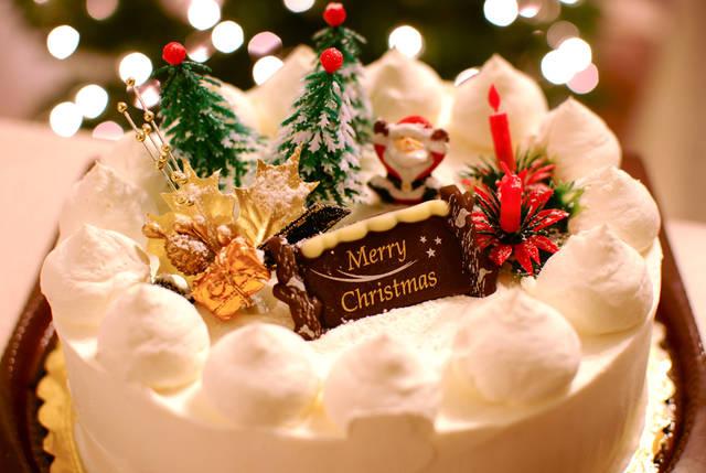 [フリー画像] [食べ物] [スイーツ/お菓子] [ケーキ] [クリスマス]       [フリー素材] - GATAG|フリー画像・写真素材集 1.0 (86270)