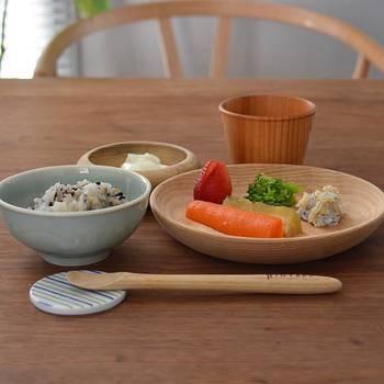 9カ月の頃のごはん。スティック状の野菜が手づかみしやすく発達段階にピッタリです! | 離乳食 | Pinterest (92049)