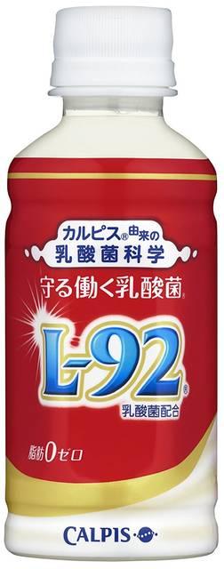 カルピス 守る働く乳酸菌 L-92