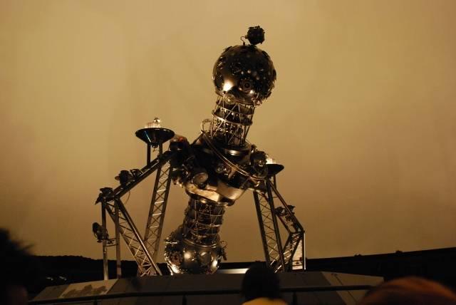 プラネタリウムの機械|写真素材なら「写真AC」無料(フリー)ダウンロードOK (114336)