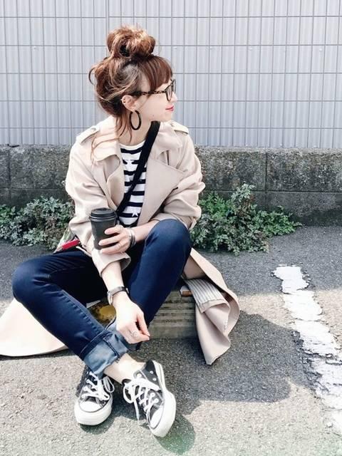 SIZU|LIPSTARのTシャツ・カットソーを使ったコーディネート - WEAR (140333)