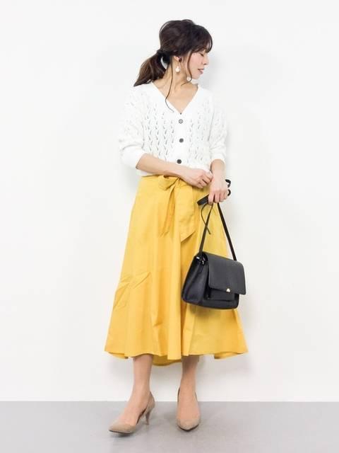 RINA(ZOZOTOWN)|LOWRYS FARMのスカートを使ったコーディネート - WEAR (141965)