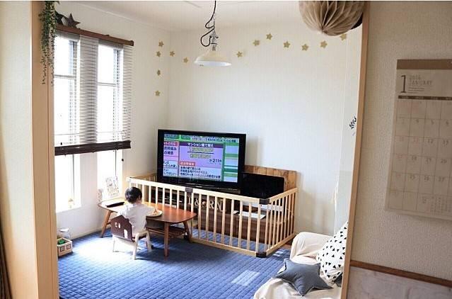 リビング/arkakama/キルトラグ/キルティング/赤ちゃんのいる暮らし/赤ちゃんのいる部屋...などのインテリア実例 - 2015-10-21 01:19:23 | RoomClip(ルームクリップ) (152378)