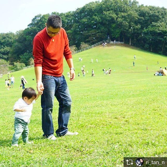 #親子 #パパ #秋の訪れ #おでかけ #おでかけ日和...