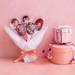 フラワーデコ スプーンチョコの作り方|手作りチョコレシピ|株式会社 明治