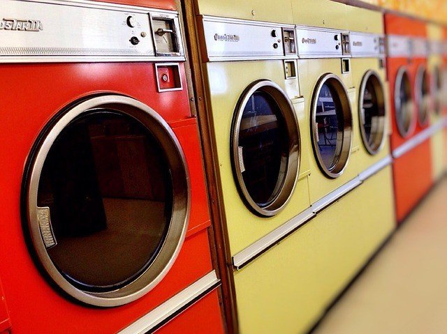 Free photo: Laundromat, Washer, Dryer, Machine - Free Image on Pixabay - 928779 (3269)