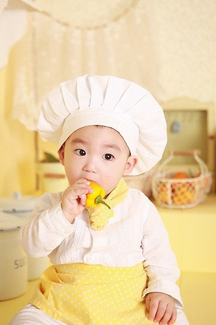 Free photo: Cooking, Baby, Only, Kitchen, Chef - Free Image on Pixabay - 775503 (5984)
