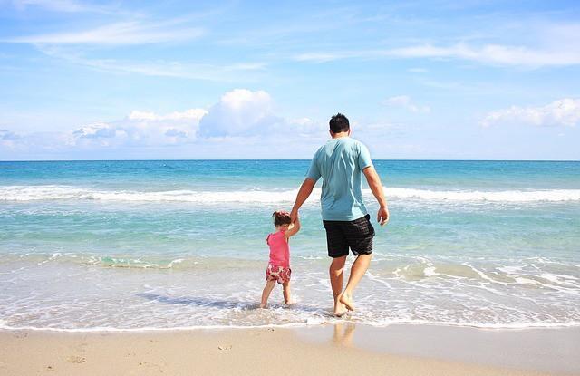 Free photo: Father, Daughter, Beach, Sea - Free Image on Pixabay - 656734 (6653)