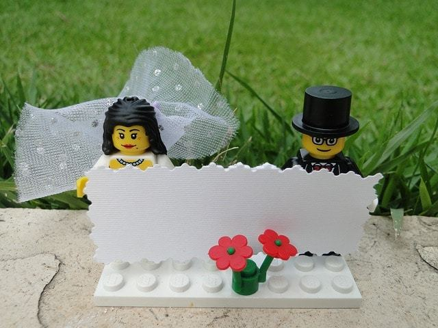 Free photo: Lego, Wedding, Bride, Groom - Free Image on Pixabay - 195081 (9738)