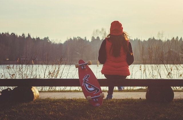 Free photo: Girl, Longboard, Break, Chilling - Free Image on Pixabay - 1209333 (10305)