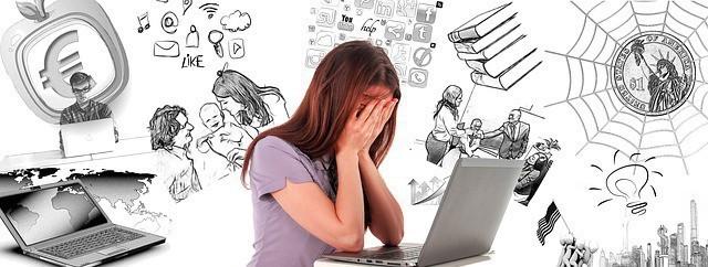 Free illustration: Woman, Burnout, Multitasking, Face - Free Image on Pixabay - 1733891 (10728)