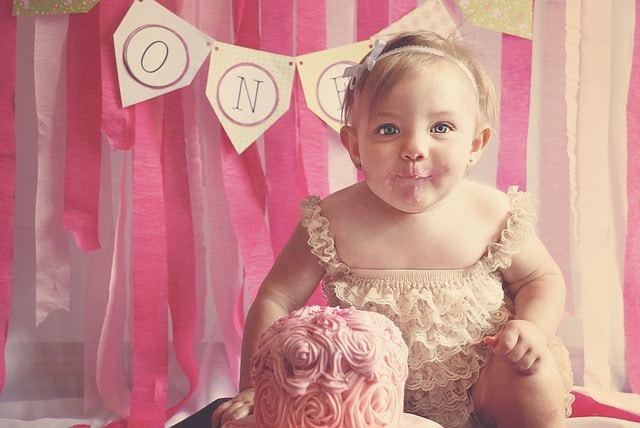 Free photo: First Birthday, Birthday, Cake - Free Image on Pixabay - 1073575 (16746)