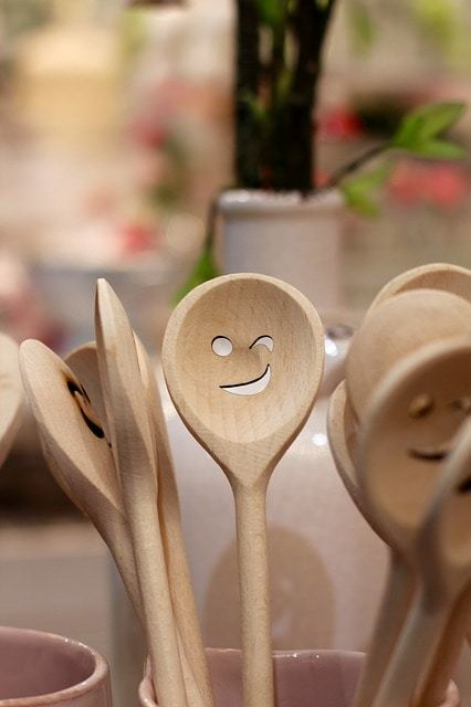 Free photo: Spoon, Face, Wooden Spoon, Laugh - Free Image on Pixabay - 1543919 (18144)