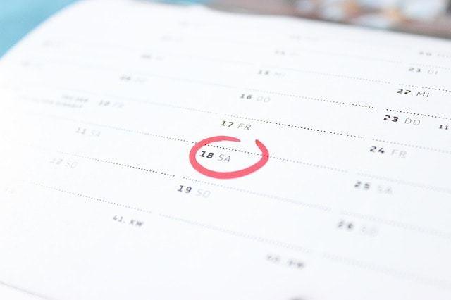 Free photo: Time, Calendar, Saturday, Weekend - Free Image on Pixabay - 273857 (18197)