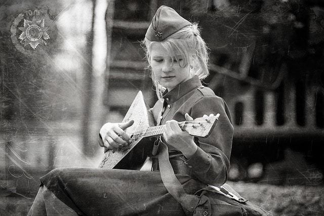 Free photo: Girl, Balolajka, Victory Day, 9Maâ - Free Image on Pixabay - 804057 (18202)