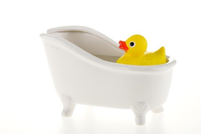 Free photo: Duck, Bath, Water, Floats, Toy - Free Image on Pixabay - 1474148 (18760)