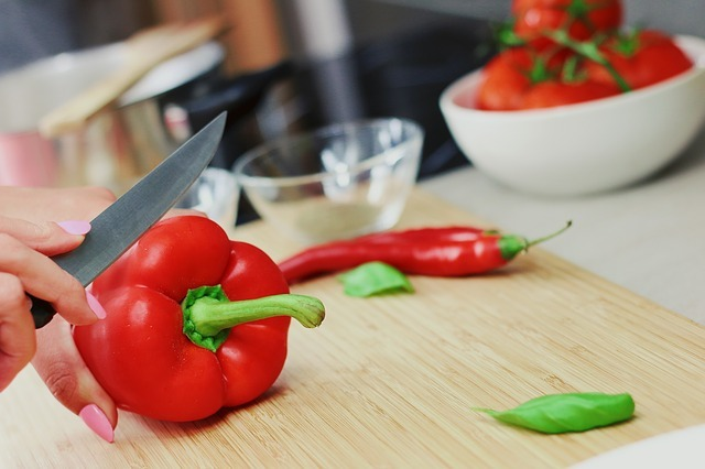 Free photo: Bell Pepper, Capsicum, Red - Free Image on Pixabay - 569070 (19920)