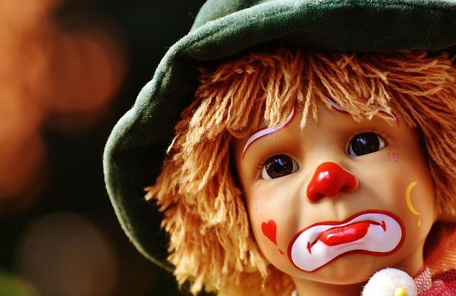 Free photo: Doll, Clown, Sad, Colorful, Sweet - Free Image on Pixabay - 1636128 (20789)