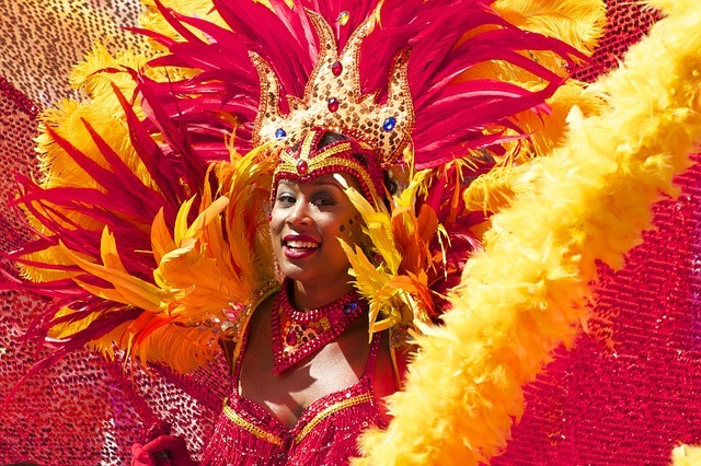 Free photo: Carnival, Woman, Costume, Orange - Free Image on Pixabay - 476816 (20881)