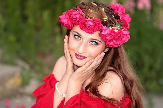 Free photo: Girl, Flowers, Wreath, Green Eyes - Free Image on Pixabay - 1403458 (21062)