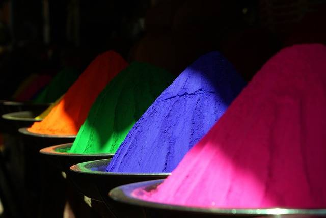 Free photo: Color, Colored Powder India - Free Image on Pixabay - 300343 (22031)