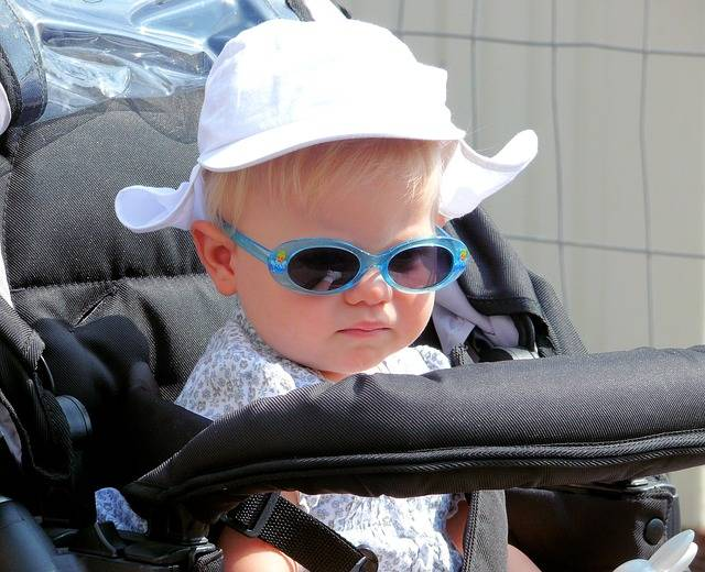 Free photo: Child, Stroller, Solar Glasses - Free Image on Pixabay - 953703 (22148)