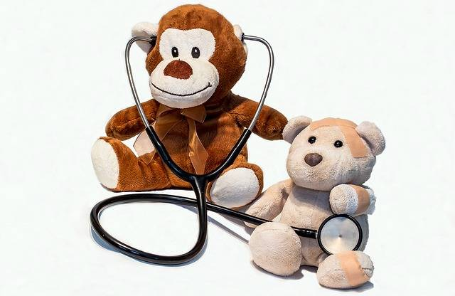 Free photo: Teddy Bears, Ill, Stethoscope - Free Image on Pixabay - 1936200 (22436)