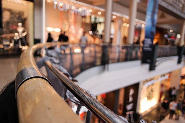 Free photo: Shopping Center, Blue Water, Bokeh - Free Image on Pixabay - 318602 (22750)