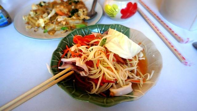 Free photo: Salad, Papaya, Squid, Dish - Free Image on Pixabay - 1788265 (23503)