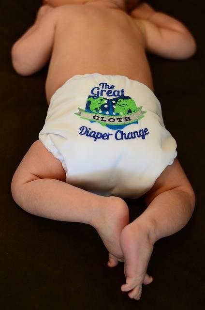 Free photo: Diaper, Cloth Diaper, Baby - Free Image on Pixabay - 501333 (24610)