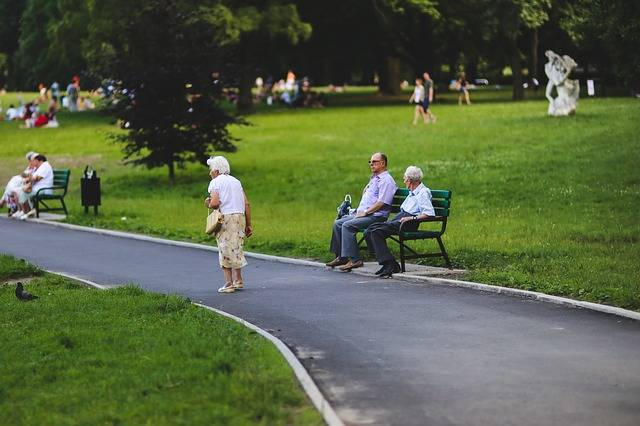 Free photo: People, Woman, Man, Senior, Park - Free Image on Pixabay - 791441 (26133)