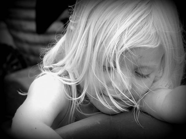 Free photo: Girl, Portrait, Black And White - Free Image on Pixabay - 56721 (27374)