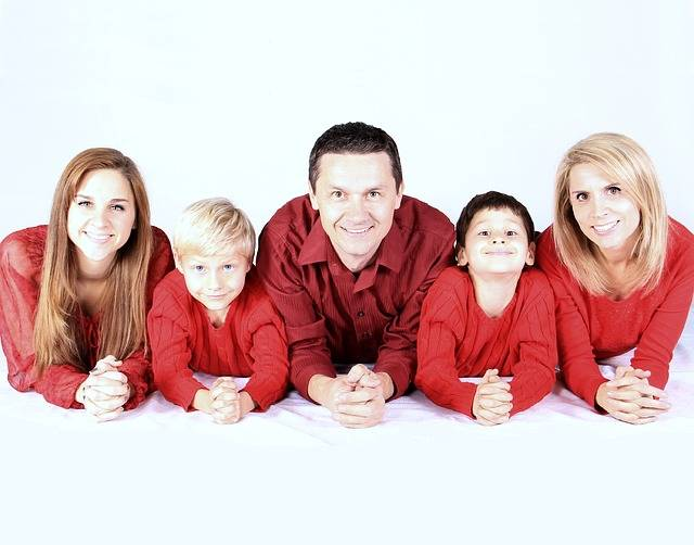 Free photo: Family, Kids, Happy, People, Mother - Free Image on Pixabay - 521551 (27549)