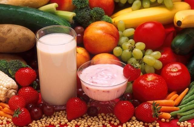 Free photo: Yogurt, Milk, Vegetables, Fruits - Free Image on Pixabay - 387454 (27890)