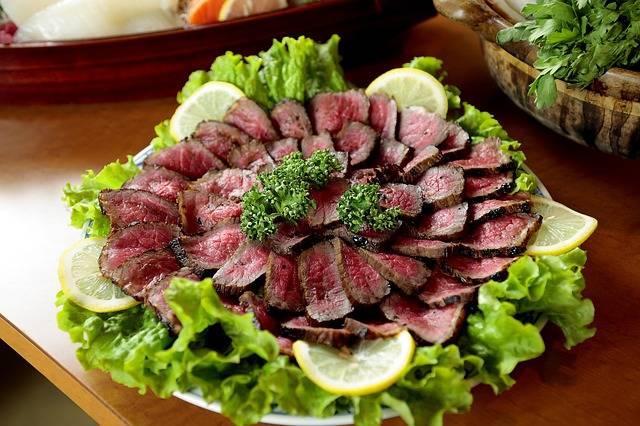 Free photo: Cuisine, Beef, Seared, Roast Beef - Free Image on Pixabay - 831583 (28200)