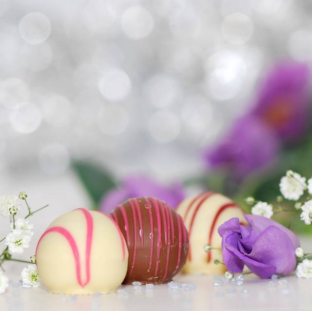 Free photo: Chocolates, White Chocolate - Free Image on Pixabay - 563383 (28831)