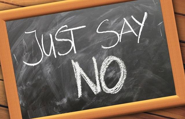 Free illustration: No, Negative, Board, Chalk, Font - Free Image on Pixabay - 1532840 (28964)