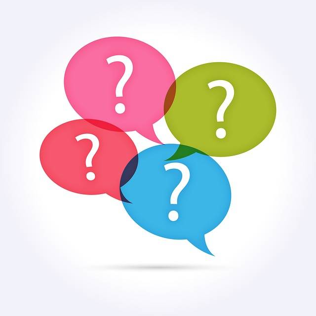 Free illustration: Question, Speech Bubbles, Speech - Free Image on Pixabay - 1828268 (29094)