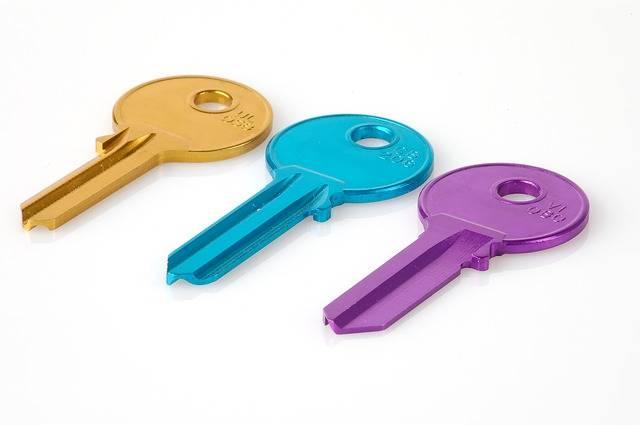 Free photo: Key, Colorful, Matching, Number - Free Image on Pixabay - 74534 (29407)
