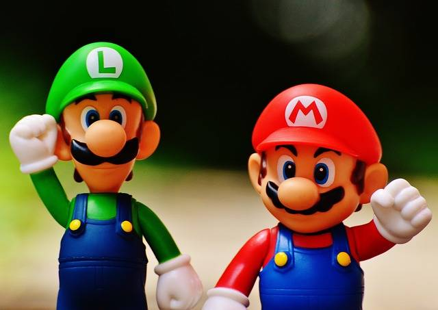 Free photo: Mario, Luigi, Figures, Funny - Free Image on Pixabay - 1558012 (29845)