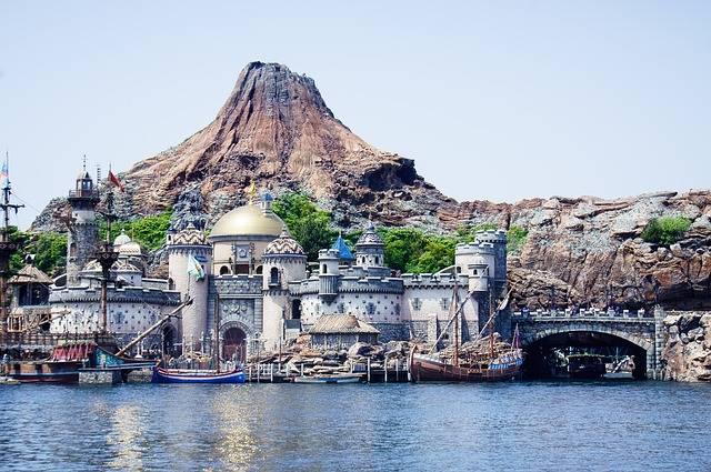 Free photo: Disney, Harbor, Japan, Tokyo - Free Image on Pixabay - 832089 (32133)