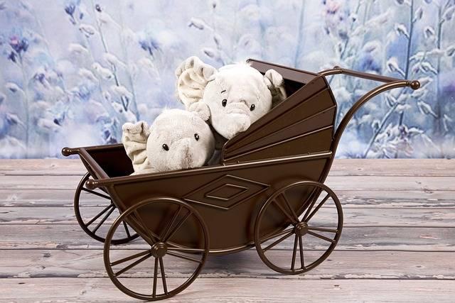 Free photo: Stroller, Elephants, Mascots, Toys - Free Image on Pixabay - 1678232 (32751)