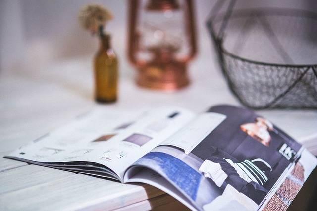 Free photo: Magazine, Newspaper, Open, Opened - Free Image on Pixabay - 791046 (34987)