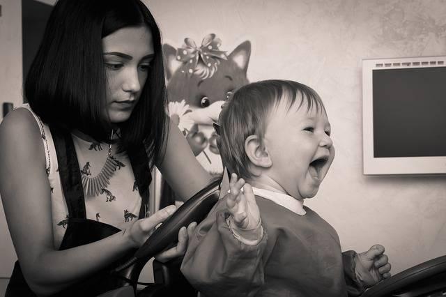 Free photo: Hairdresser, Haircut, Kid - Free Image on Pixabay - 659139 (34990)
