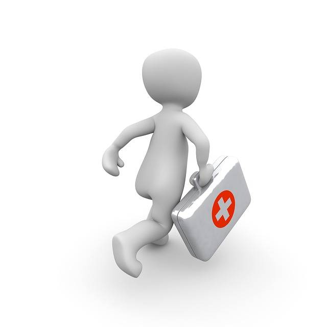 Free illustration: Doctor, First Aid, Profession - Free Image on Pixabay - 1010903 (35213)